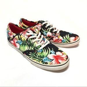 17cf796168b6f6 Women s Vans Hawaiian Shoes on Poshmark
